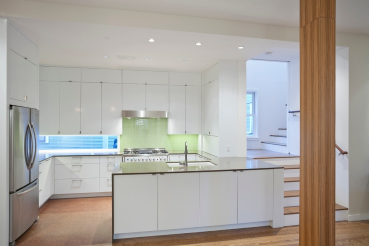 Clark Richardson Architects Austin Energy 5 Star Rated Residence